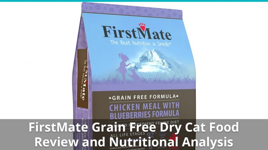 firstmate grain free