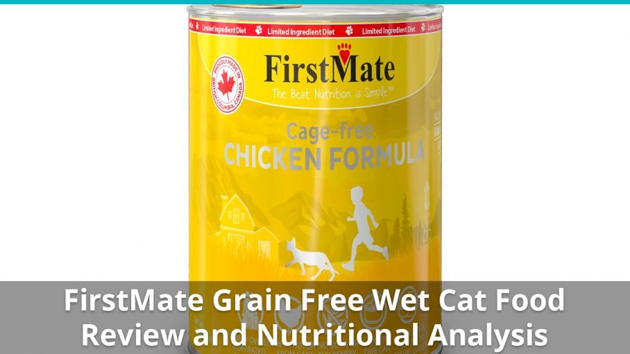 firstmate grain free wet