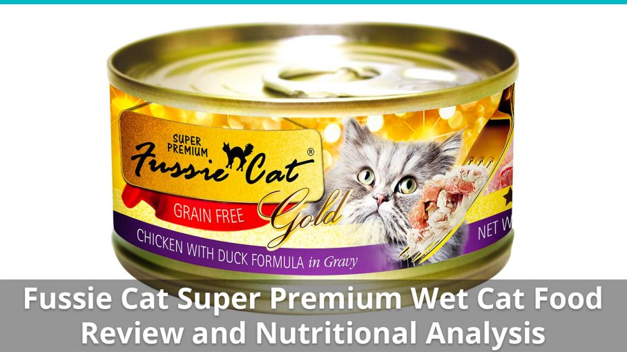 fussie cat super premium wet
