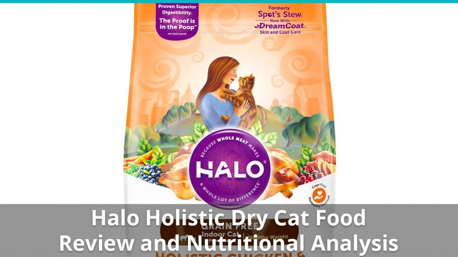 halo holistic dry