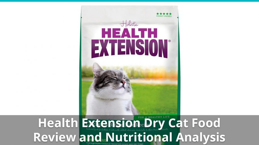 health extension dry