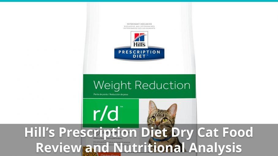 hills prescription diet dry