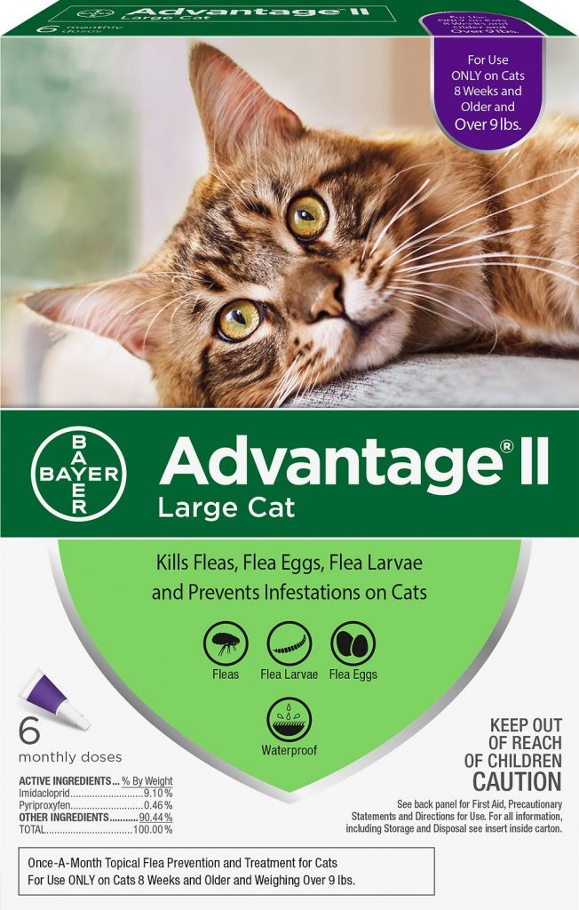 bayer advantage 2 flea treatment