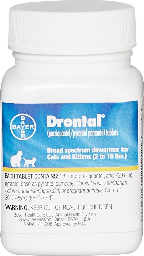 bayer drontal dewormer