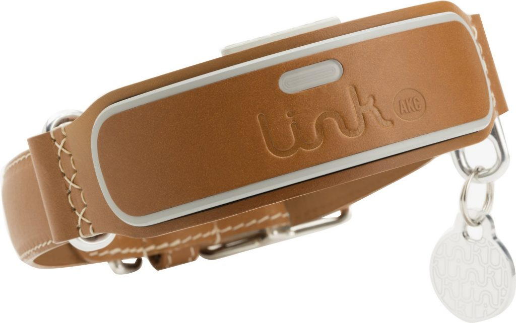 link akc tracker collar