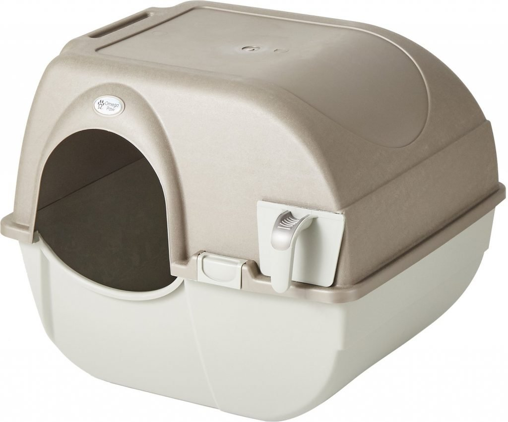 omega paw best automatic litter box