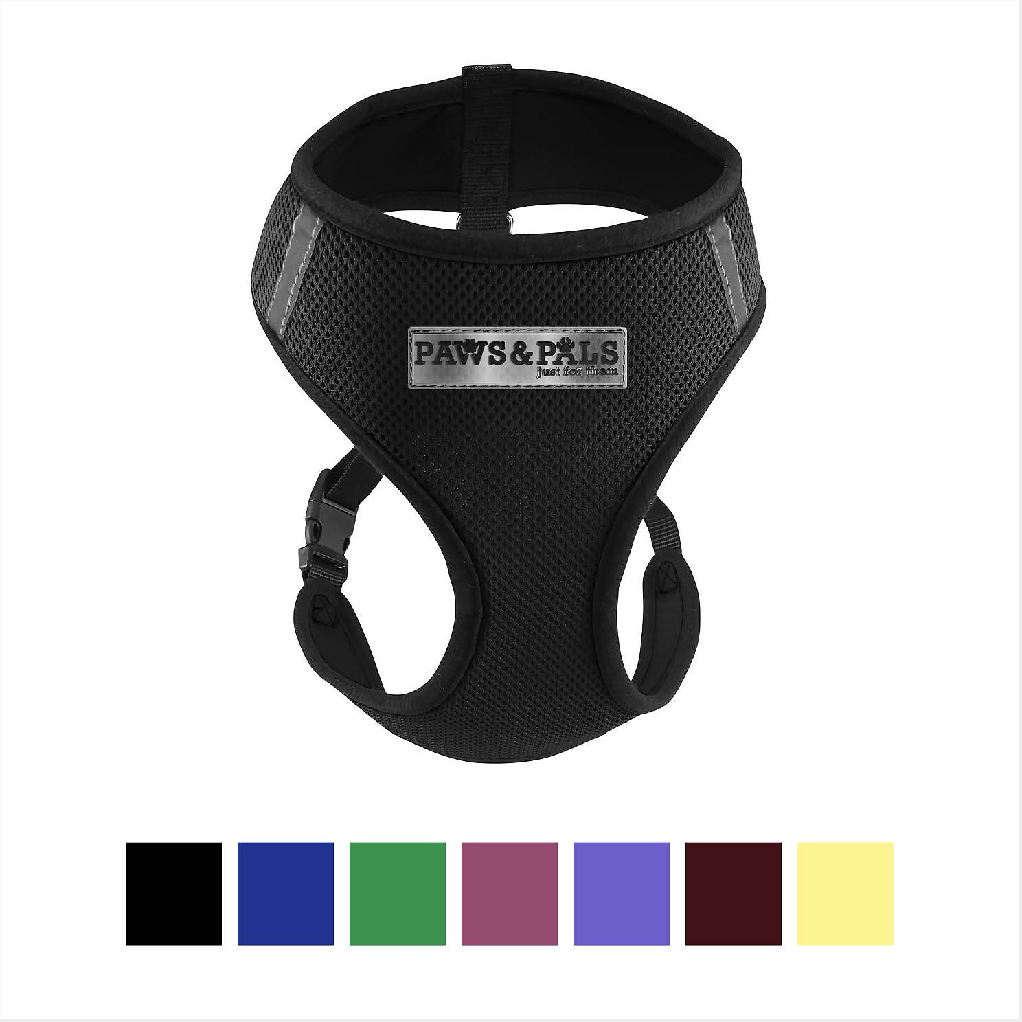 paws and pals control cat harness