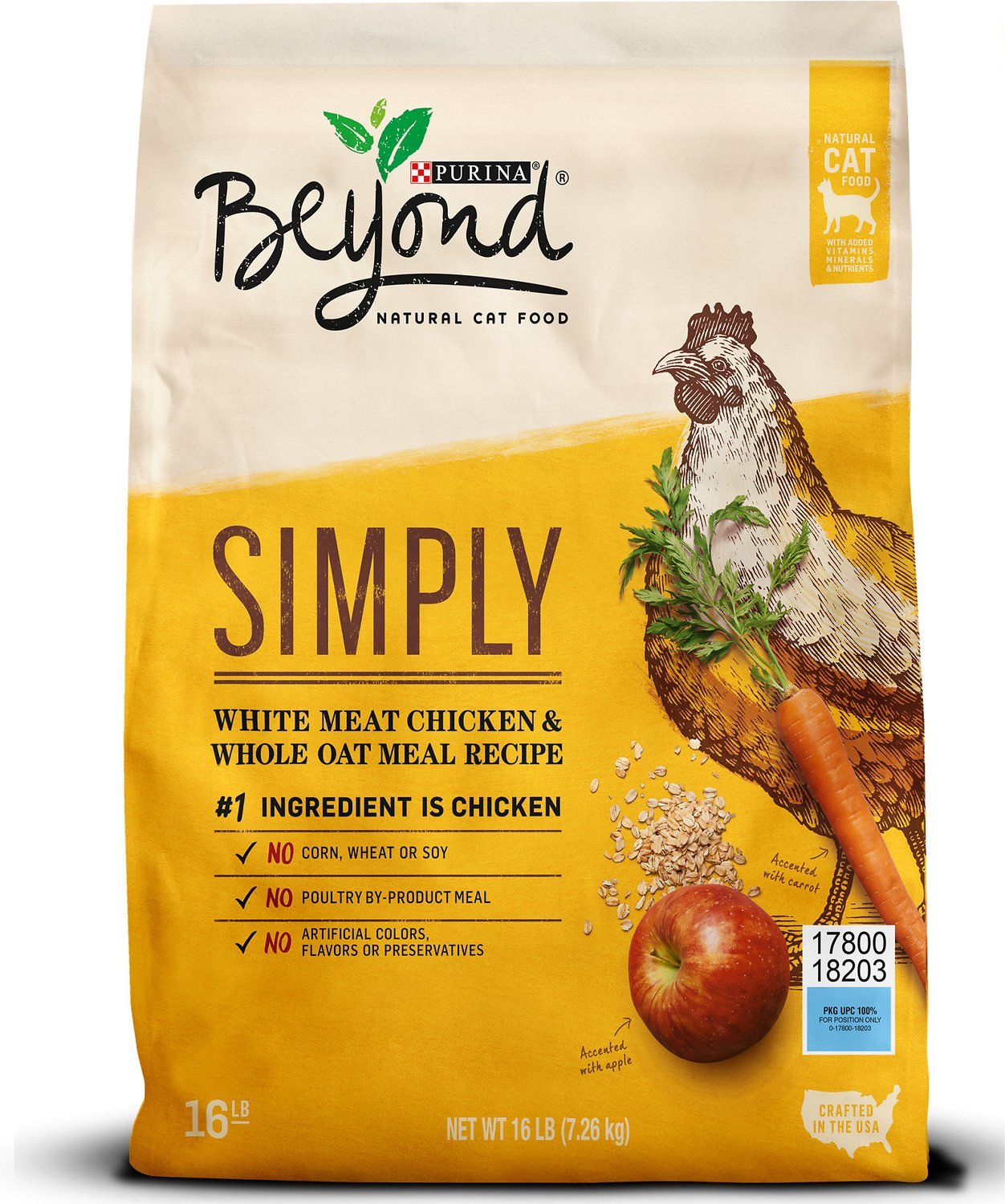 purina beyond simply cheap cat food