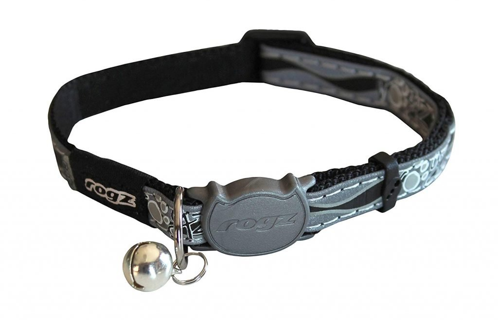 rogz breakaway cat collar