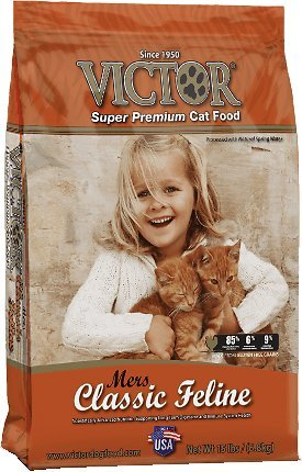 victor mers classic feline cheap dry cat food