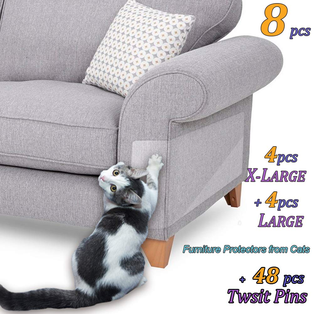 Furniture Protectors from Cats Cat Scratch Deterrent