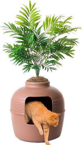 Good Pet Stuff Hidden Cat Litter Planter best furniture hidden litter box