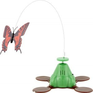 Pet Zone Fly By Spinner Interactive Cat Toy