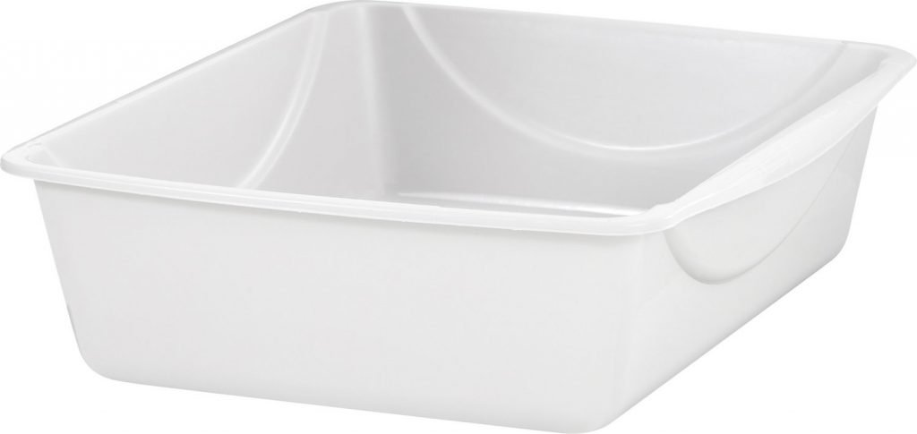 Petmate Litter Pan with Microban best cheap litter box