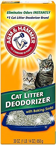 arm and hammer cat litter deodorizer