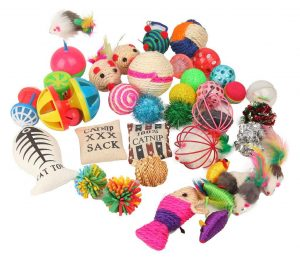 fashions talk cat toy assortment pack