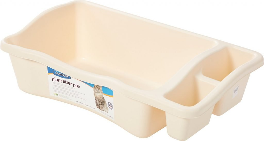 petmate giant litter pan best large litter box for cats
