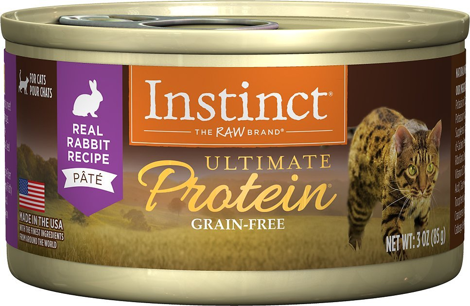 instinct ultimate protein rabbit
