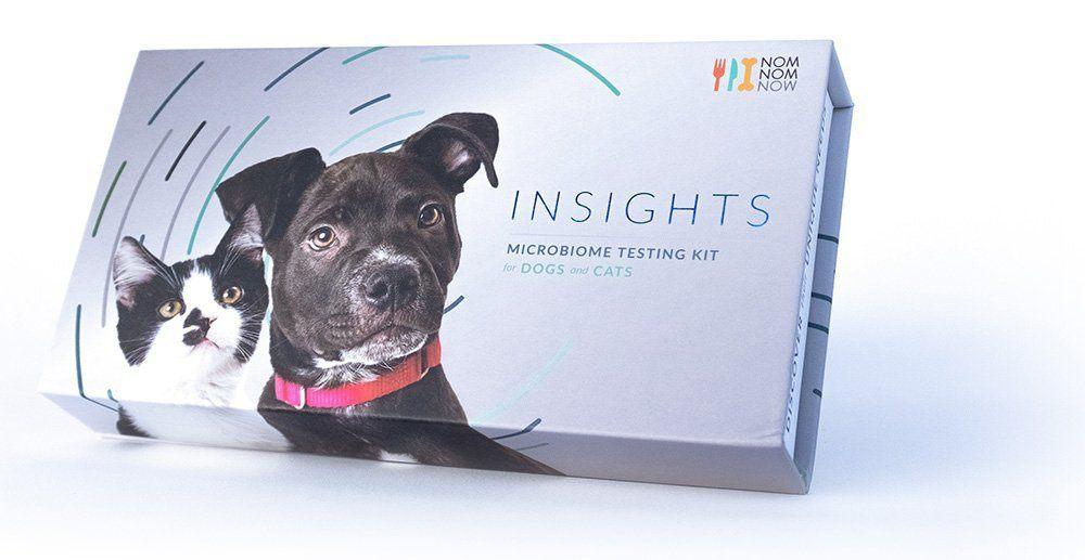nomnomnow microbiome test kit