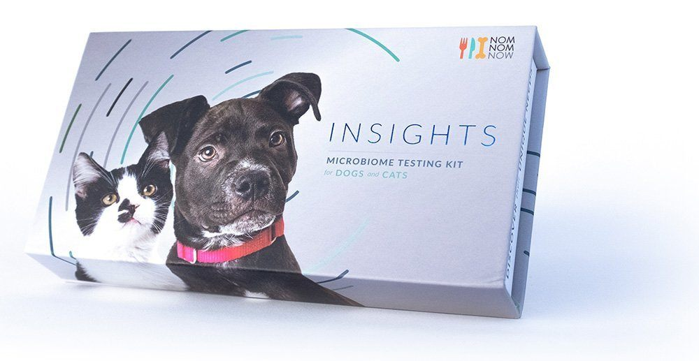 nomnomnow microbiome test kit