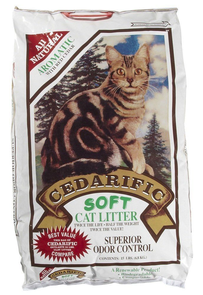 cedarific natural cat litter review