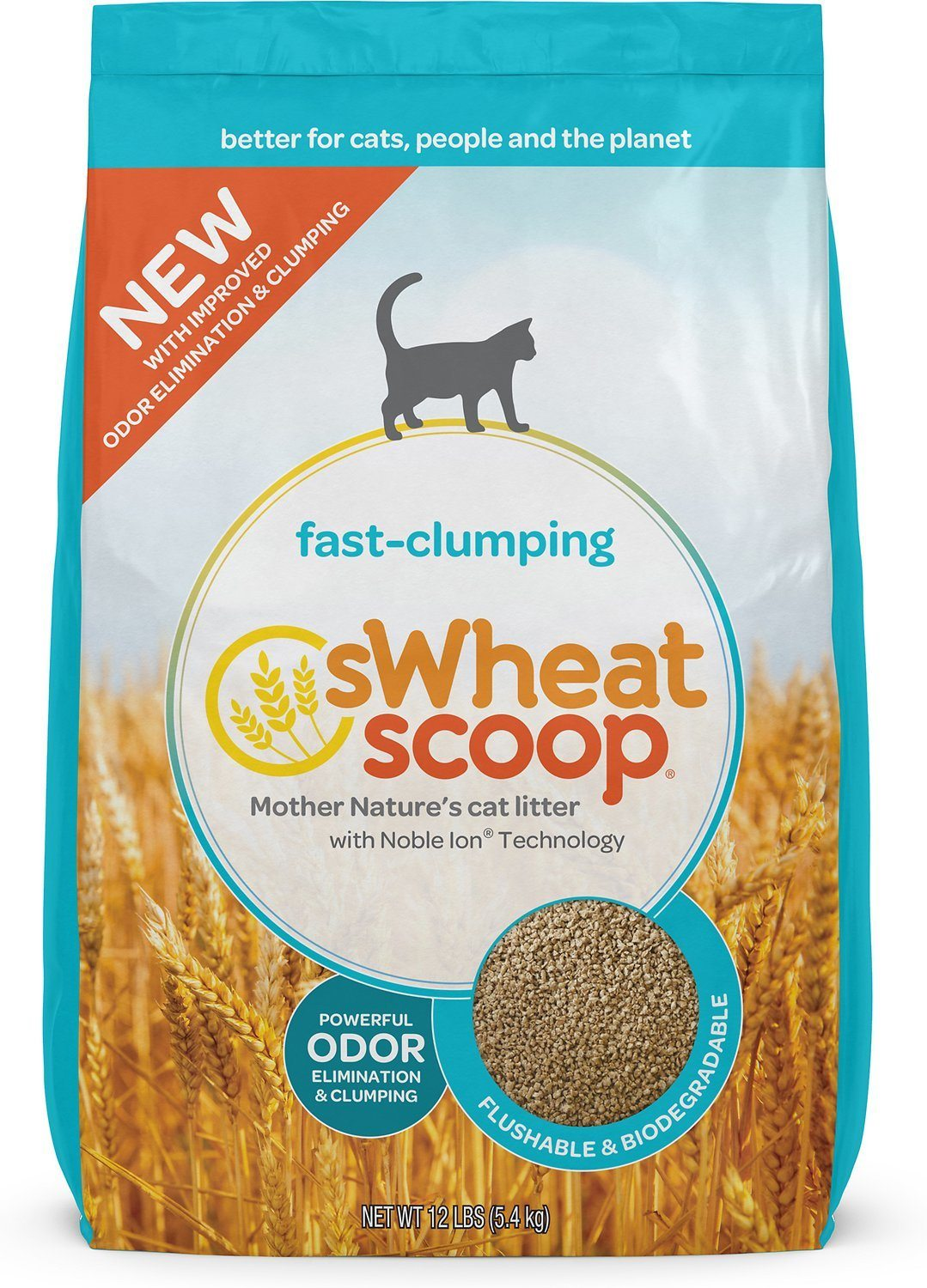 swheat scoop natural cat litter review