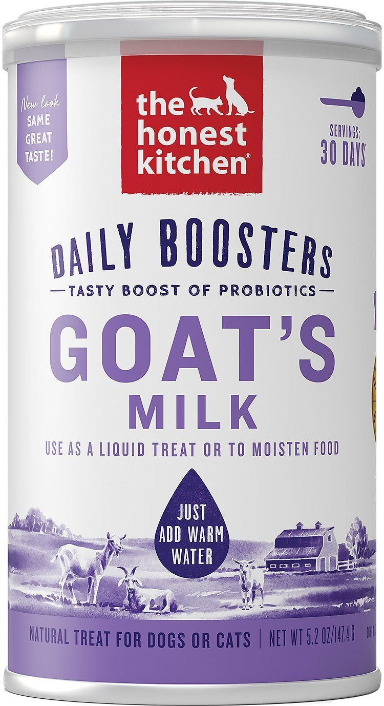 the honest kitchen daily boosters probiotics for cats review