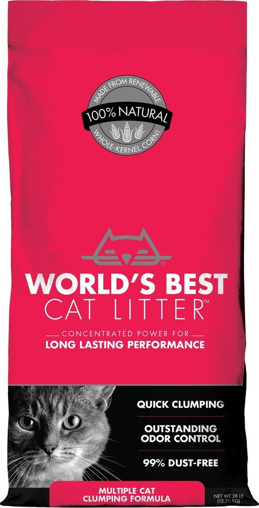 worlds best cat litter review